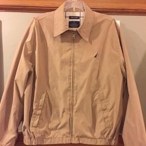 Classic Nautica Khaki jacket
